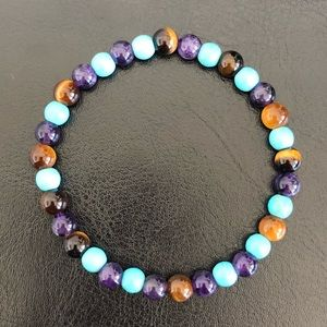 Crystal healing bracelet (addiction & recovery)